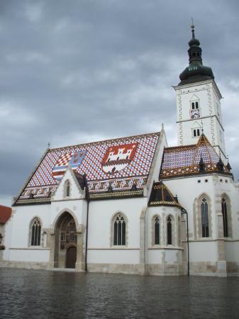 โบสถ์เซนต์มาร์ค: Crkva Sv. Marka