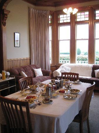 Villa Heights Bed and Breakfast: Villa Heights - Frühstück