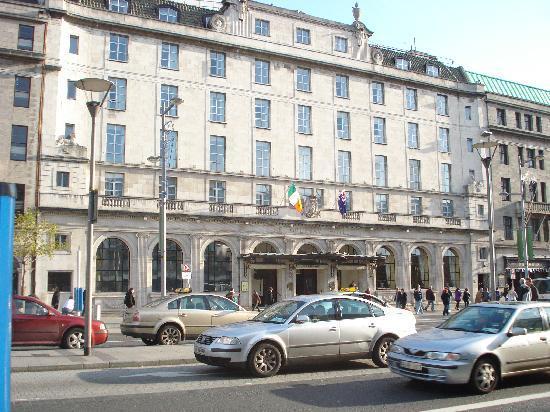 Gresham Hotel - Dublin - Picture of Hotel Riu Plaza The ...