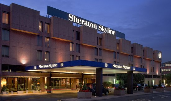‪‪Sheraton Skyline Hotel London Heathrow‬: Hotel Exterior‬