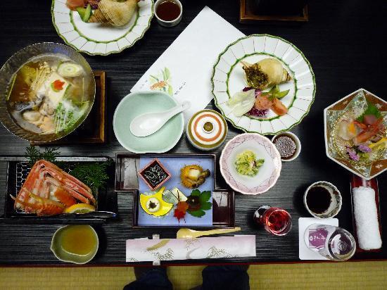 Yonago, Japon : 夕食-1
