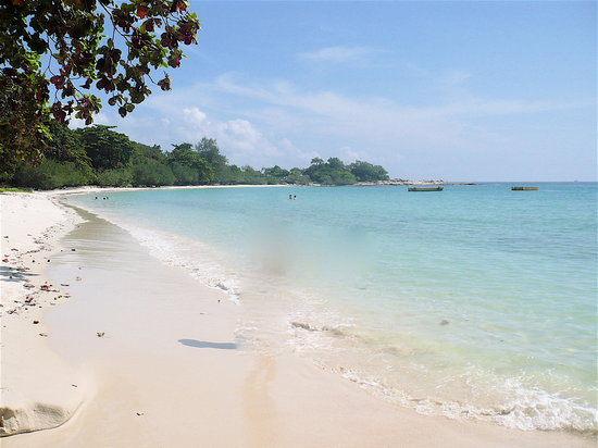 Provincie Rayong, Thailand: ビーチ