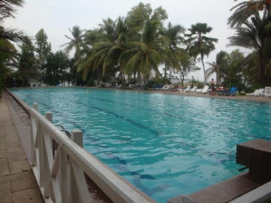 Savana Jardin-Hotel Dakar: Olympic size pool