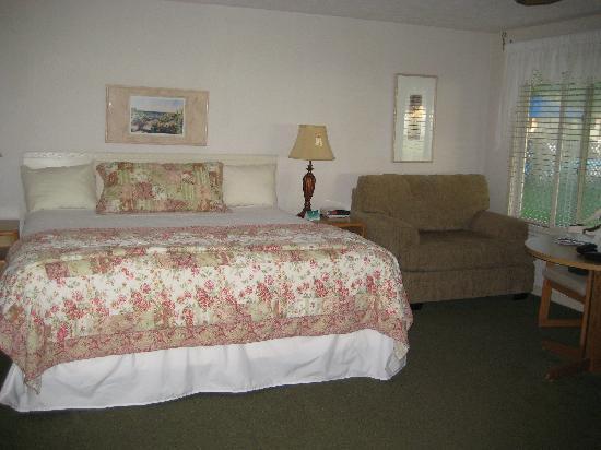 Lake Shore Resort: Room