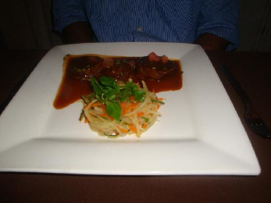 Le Lodge des Almadies : lamb