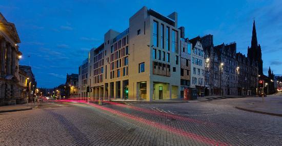 G&V Royal Mile Hotel Edinburgh: Hotel Missoni