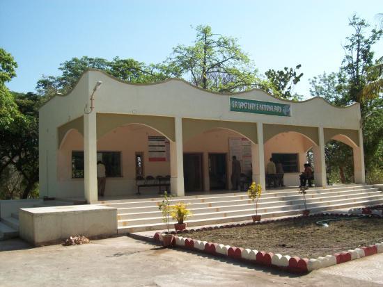 Sinh Sadan Guest House: ishan's gir trip