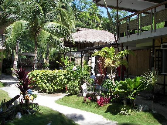 Glan, Philippines: Brod Louie grounds and dormitory building