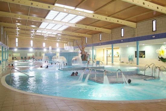 Aqua Club Termal: Circuito termal