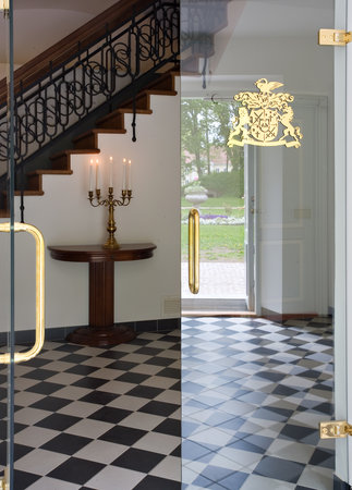 Vihula Manor Country Club & Spa: Entrance