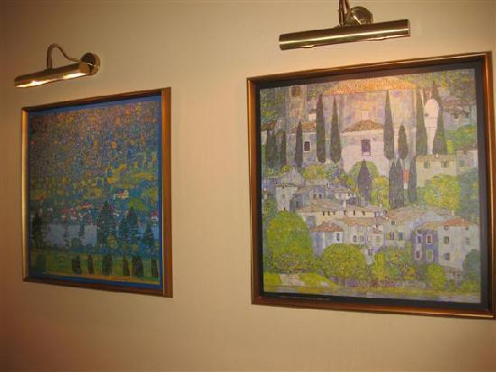 Hotel Kugel Paintings