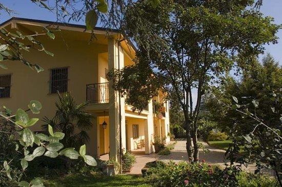B&B Le Magnolie: la casa