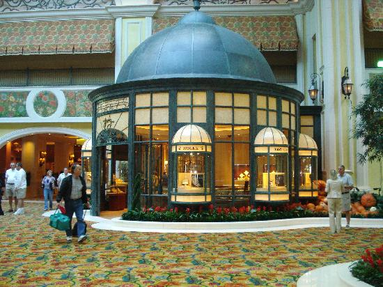 Beau Rivage Resort & Casino Biloxi: Lobby