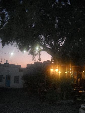 Restaurant Raki: Raki at night