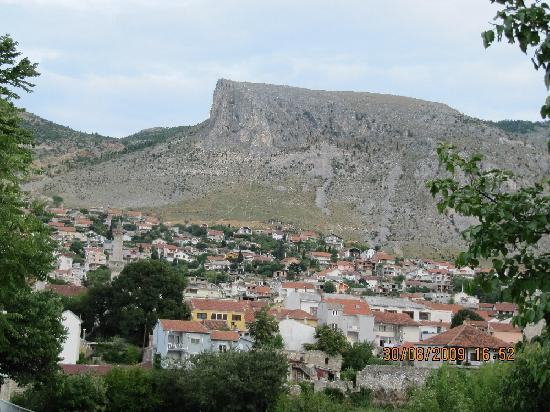 Villa Anri Mostar: From our room.
