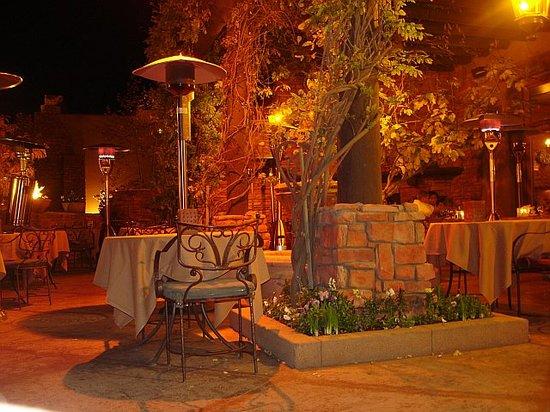 Patio Dining Area Picture Of Cucina Rustica Sedona Tripadvisor