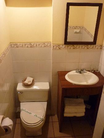 Casa Vieja: Baño
