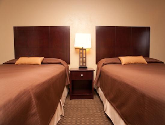 Super 8 Woodburn: Bedroom