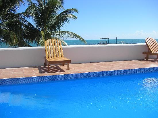 Seaside Villas Condos: View from my balcony