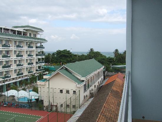Sea View Hotel: Sea view