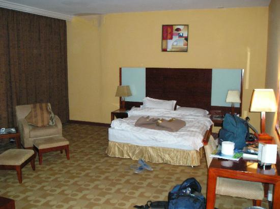 La Chambre Picture Of Jupiter International Hotel Bole Addis
