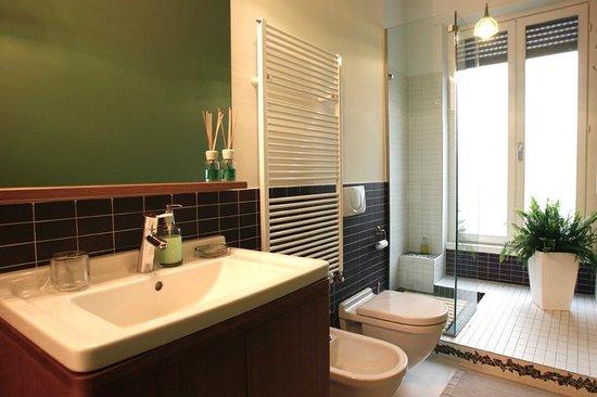 Porta Garibaldi Bed and Breakfast: bathroom