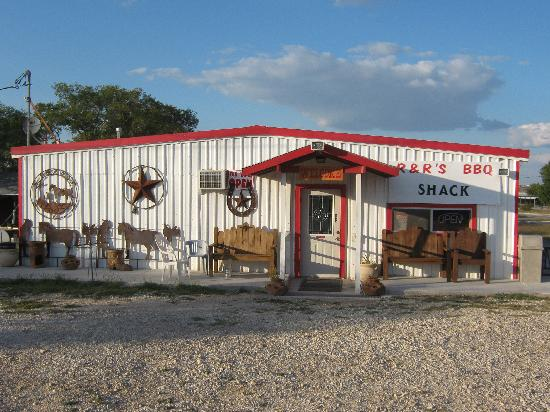 R & R's BBQ Shack: Store Front