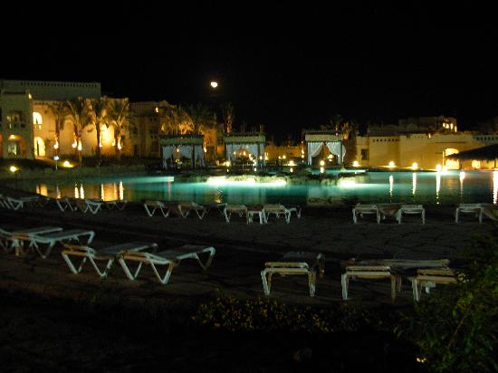 Rixos Sharm El Sheikh : piscina principale