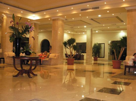 Rixos Sharm El Sheikh : punto di accoglienza