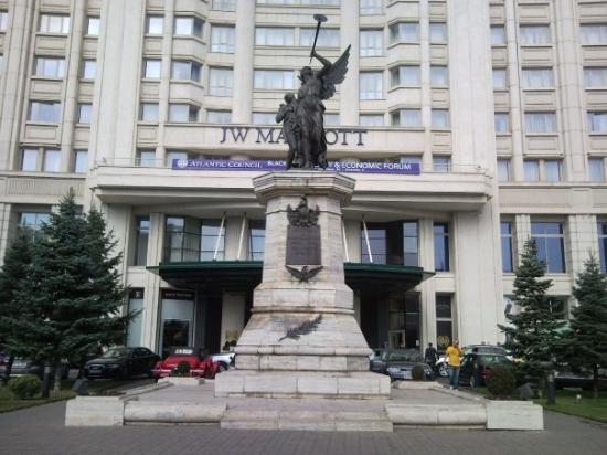 JW Marriott Bucharest Grand Hotel Photo