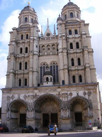 Cathedral in Dijon