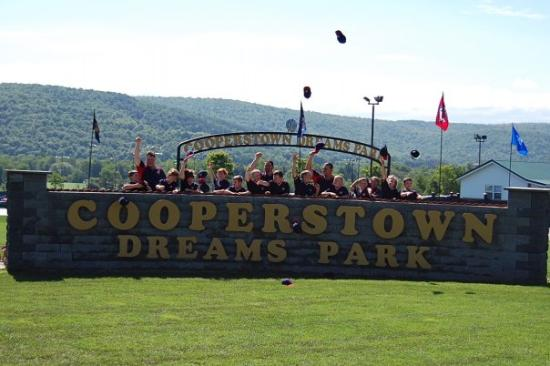 Cooperstown Fun Park: The team
