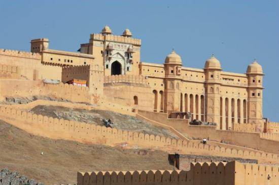 Amber Fort, fuerte de Jaipur hecho por Raja Man Singh