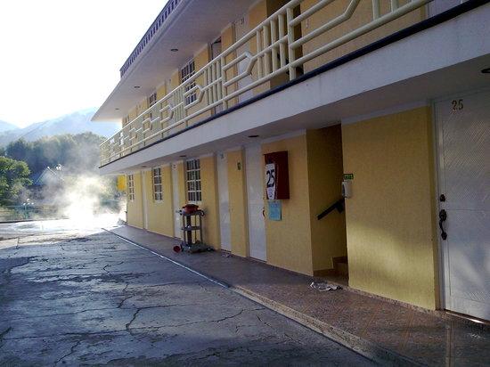 Balneario Baño Grande En Hidalgo:Santa Maria Amajac Hidalgo Mexico