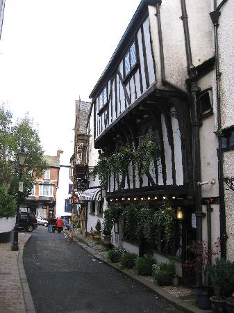 The Cherub Inn, Dartmouth, November 2009