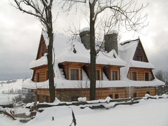 Chata Walczakow