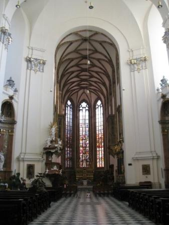 Cathedral of St. Peter and St. Paul: Cathedral of saints Peter and Paul