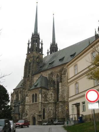 Cathedral of St. Peter and St. Paul: Cathedrale of saints Peter and Paul