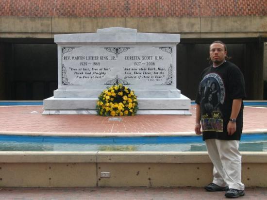 Dr And Mrs King Gravesite Picture Of Atlanta Georgia Tripadvisor