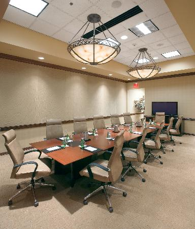 Embassy Suites by Hilton San Marcos - Hotel, Spa & Conference Center: Executive Boardroom