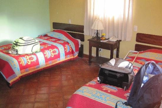 Flying Dog Hostels: Typical Room