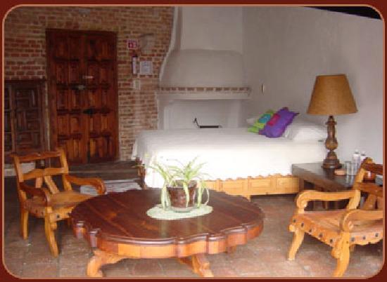 Hotel Mi Casita: Habitación planta alta