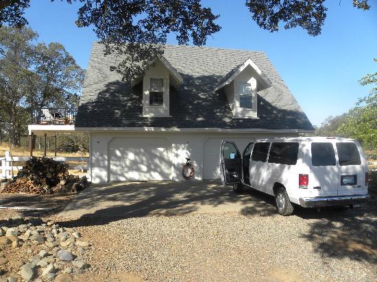 Rancho Bernardo Bed & Breakfast: The Guesthouse