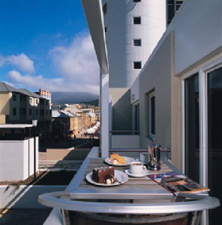 Somerset on Salamanca, Hobart: Balcony