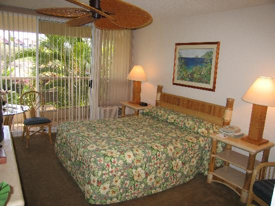 Maui Banyan Condos: 2nd BR (or lock-off unit)