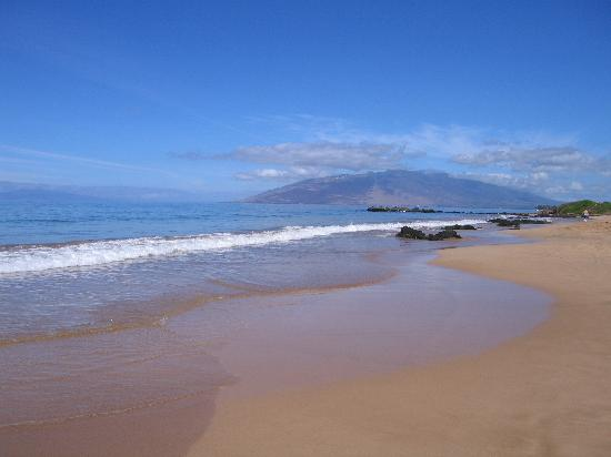 Maui Banyan Condos: Kamaole Beach II - right across the street