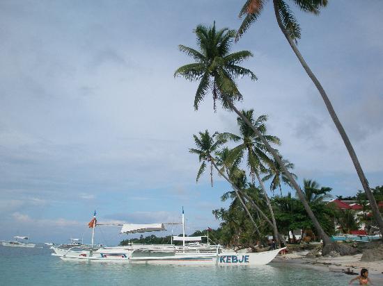 Alona Golden Palm Resort: Beautiful Bohol Beach