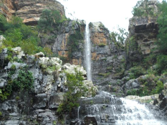 Talakona Waterfall: Talakona
