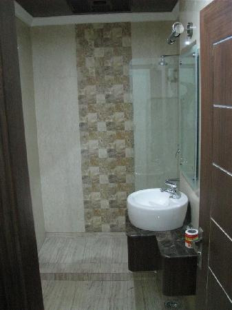 Treebo Mehar Castle: ensuite bathroom