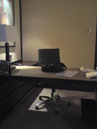 Mandarin Oriental, Jakarta: roomy executive area